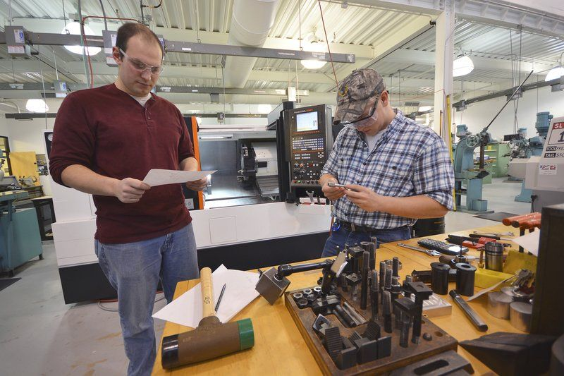 Grant Approval—Precision Machining Program