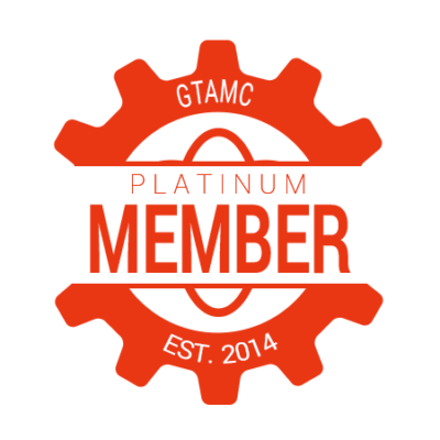 gtamc platinum badge