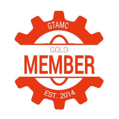 gtamc gold badge
