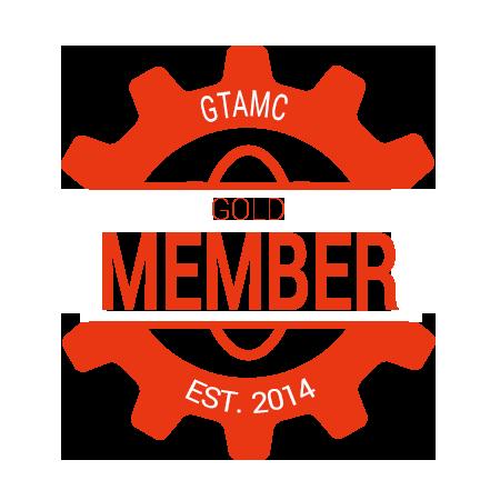 gtamc gold badge