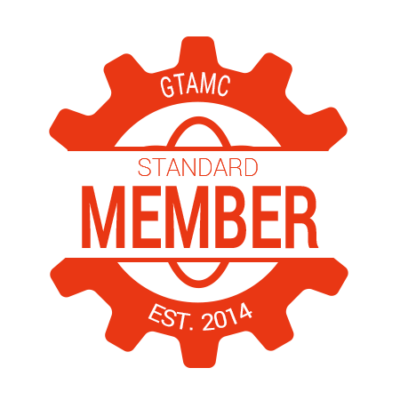 gtamc standard badge