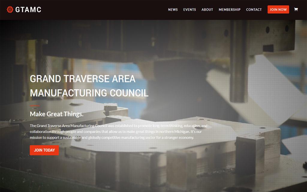 grand traverse area manufacturing council website