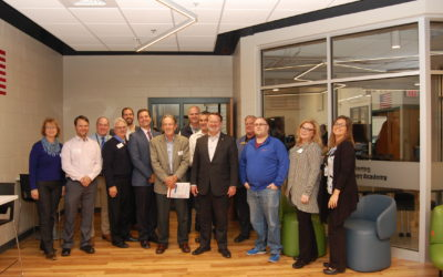 GT Manufacturing Council Hosts Roundtable with US Senator Gary Peters