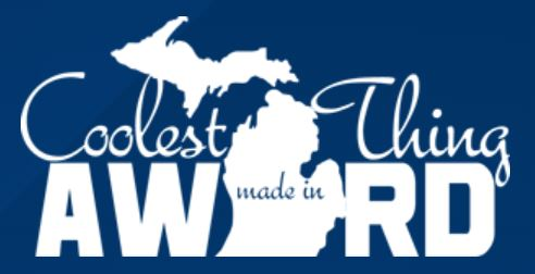 Are You Making Michigan's Coolest Product?