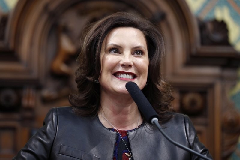 Gov. Whitmer launches new, first in nation Futures for Frontliners program to offer essential, frontline workers a tuition-free path to community college